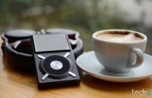 Trên tay máy nghe nhạc Fiio X5: Thiết kế đẹp, mạnh mẽ, giá rẻ