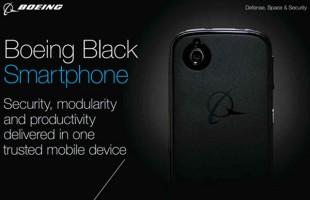 Boeing lấn sân, sản xuất điện thoại siêu bảo mật