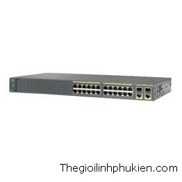 Cisco Switch WS-C2960-24LC-S, Cisco WS-C2960-24LC-S