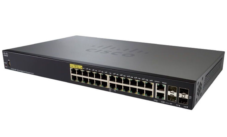 CBS250-16T-2G-EU, CBS250-16T-2G-EU - Switch Cisco CBS250-16T-2G-EU Cisco Bussiness 250 16 Ports GE, 2 GE SFP Uplink
