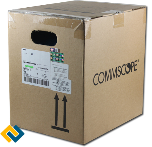 AMP NETCONNECT CAT 6 (0-1427254-6), AMP CAT 6 U/UTP, AMP CAT 6 U/UTP (0-1427254-6), CABLE AMP NETCONNECT CAT 6 (0-1427254-6)