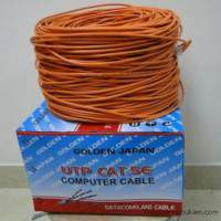 Cáp mạng Golden Japan UTP Cat5e 0.5m