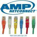 Patcord AMP Cat5e UTP 1.5M