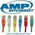 Patch Cord AMP cat5 dài 5M