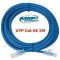 Patch cord UTP AMP cat6 2m