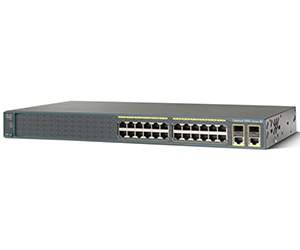 Cisco Switch WS-C2960-24LC-S