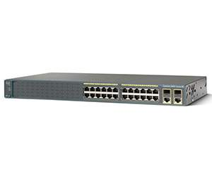 Cisco Switch WS-C2960-24-S