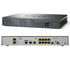 Cisco Router 878-SEC-K9