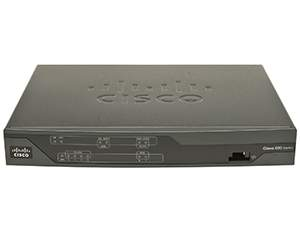 Cisco Router CISCO 887VA-SEC-K9