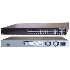 Cisco Switch Layer2/3 SF300-24 PoE SRW224G4P-K9-EU