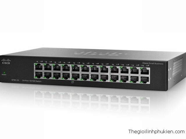 Cisco SF90-24 Switch 24 port 10/100Mbps