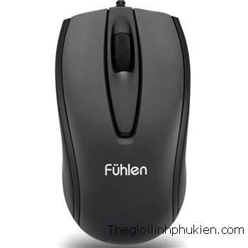 Fuhlen L102, Chuột máy tính Fuhlen L102, Chuột Fuhlen L102 giao tiếp cổng USB