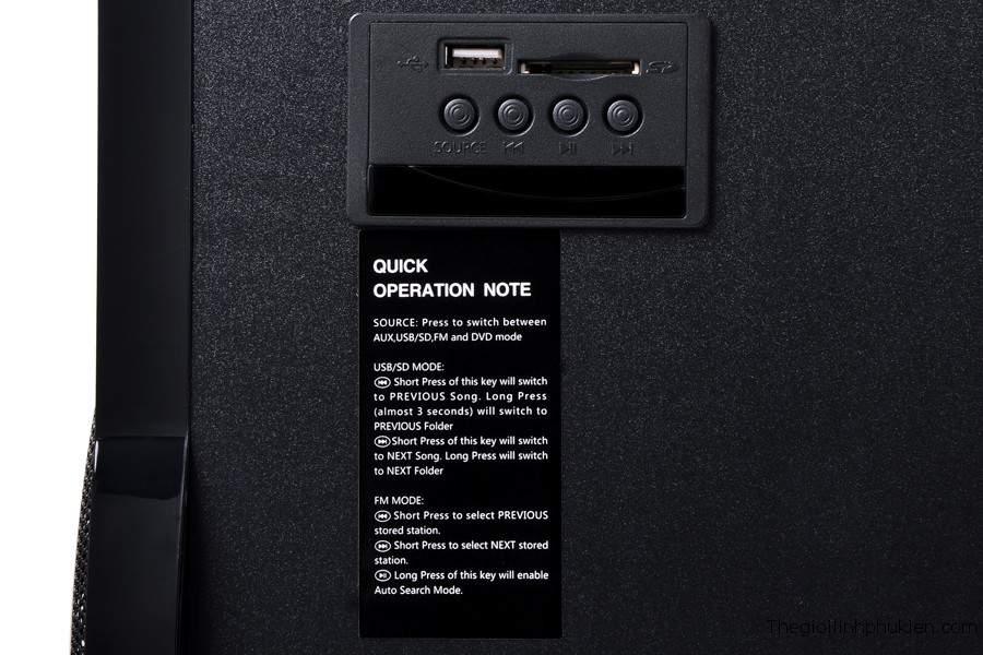 Fenda F&D F6000U, Loa máy tính Fenda F6000U, Loa Fenda F6000U (5.1)