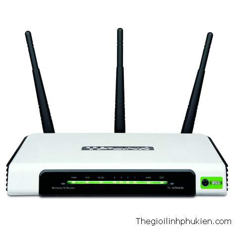 Wifi TP-Link TL-WR940N 300Mbps Wireless Lite N Router