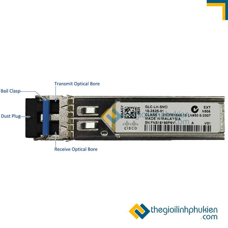 Module Cisco GLC-LH-SMD