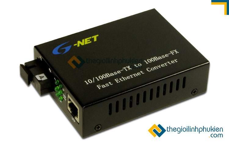 Converter quang chính hãng G-NET giá tốt tại Hợp Nhất