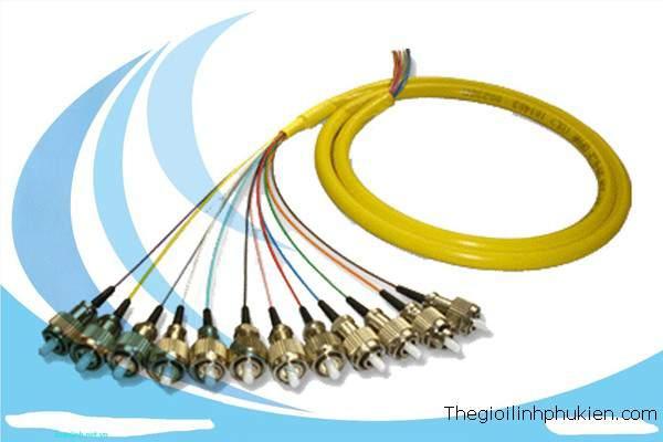 Kết quả hình ảnh cho dây nhảy quang Singlemode FC – ST